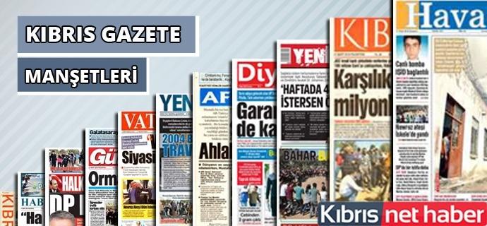 24 Mayıs 2019 Cuma Gazete Manşetleri