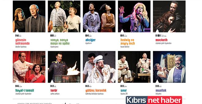 15'inci Tiyatro Festivali başlıyor