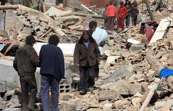 Çin'deki Depremde Ölü Sayısı Artıyor