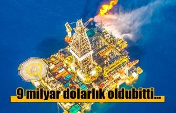 Doğu Akdeniz'de 9 milyar dolarlık oldubitti...