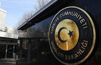 Türkiye'den Çipras'a tepki!