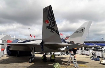 Türkiye 'Milli muharip uçağı' böyle görünecek!