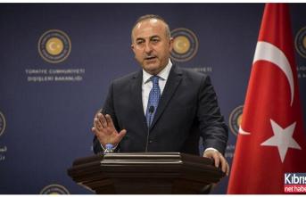 Çavuşoğlu, 5 ülkeden mevkidaşlarıyla telefonda görüştü