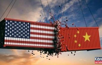 Çin'den ABD'ye ticari rest!