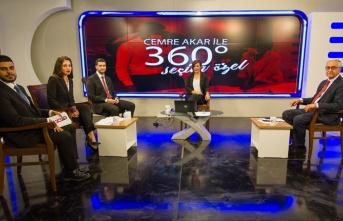 Akıncı: Kıbrıs'ta çözüm en çok da gençlerin yararına olacaktır