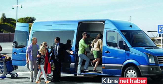 Kıbrıslı Türklerin turist taşıması rahatsızlık yaratmıyor