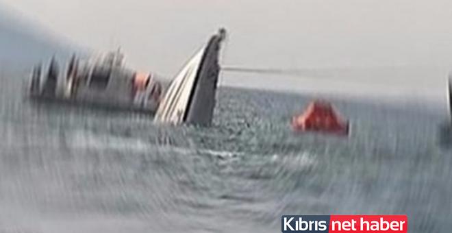Yolcu teknesi battı 17 kişi öldü