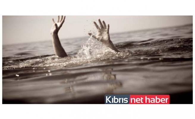 Denize düşen bir kişi kurtarılamadı