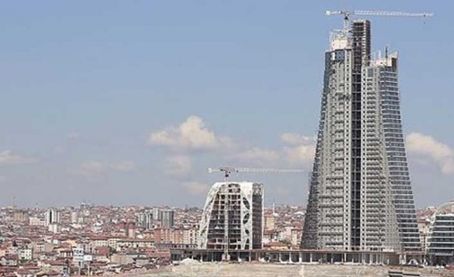 İstanbul Finans Merkezi 2022'de açılıyor