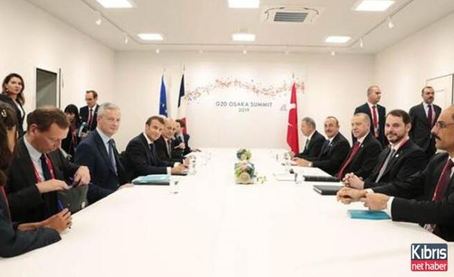 Erdoğan'dan art arda kritik toplantılar
