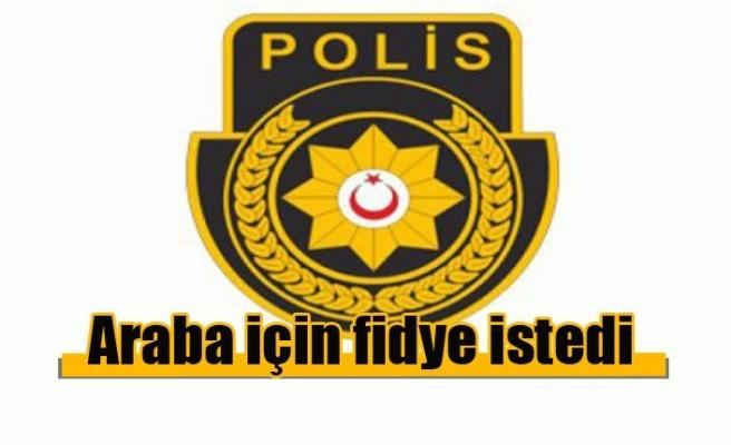 Güney Kıbrıs'ta araba çalıp KKTC'ye geçiren kişiler tutuklandı