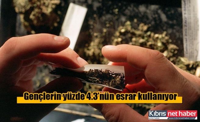 Güney'deki uyuşturucu kullanımını raporlandı