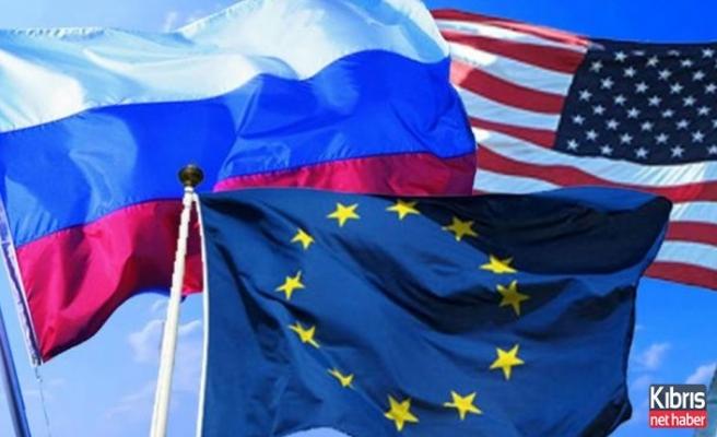 ABD, Rusya ve AB'de 'acil durum' hareketliliği