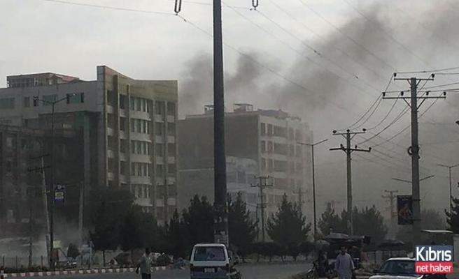 Afganistan'da seçim bürosuna saldırı