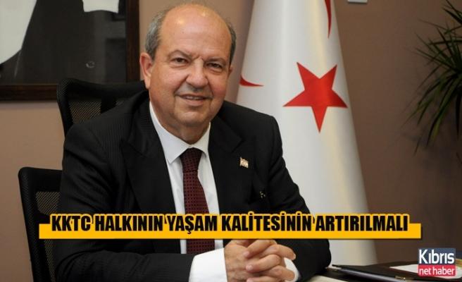 Ersin Tatar Eleştirilere Yanıt verdi