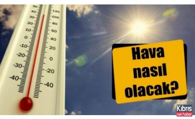İşte son hava durumu raporu!