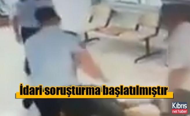 Polisten olayla ilgili açıklama yapıldı