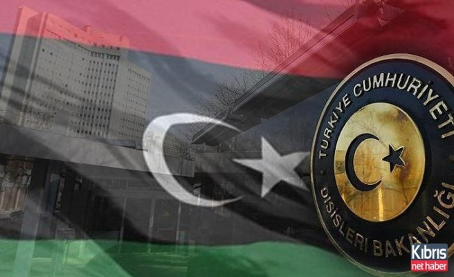 Türkiye Dışişleri'nden Libya'daki Türklere flaş uyarı!