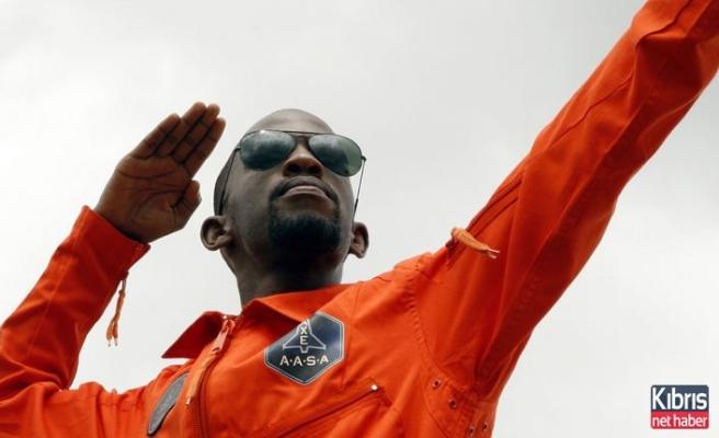 Uzaya Çıkması Planlanan İlk Siyahi Afrikalı Kazasında Öldü