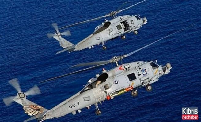Yunanistan'a 600 milyon dolarlık helikopter satışı