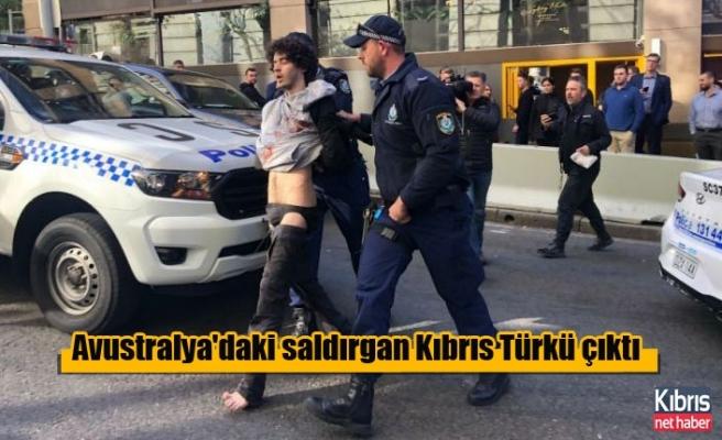 Avustralya'daki saldırgan Kıbrıs Türkü çıktı