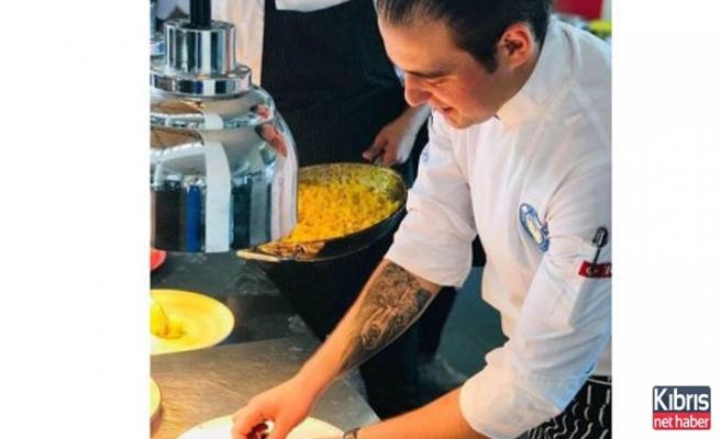 DAÜ Turizm Fakültesi mezunları uluslararası restoranlarda çalışıyor
