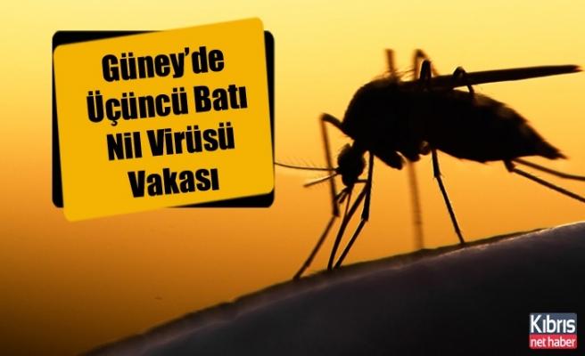 Güney'de Üçüncü Batı Nil Virüsü Vakası