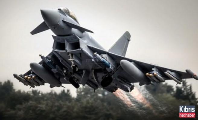 İngiltere'den 425 milyon dolarlık savaş uçağı hamlesi