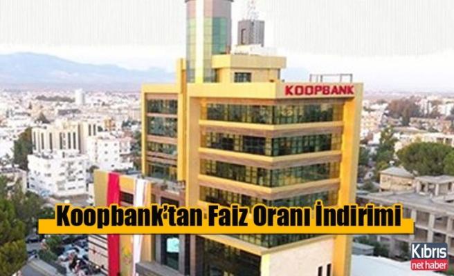 Koopbank'tan Faiz Oranı İndirimi