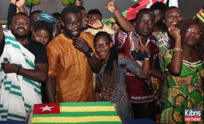 """LAÜ'de""""Togo Kültür Gecesi""""düzenlendi"""