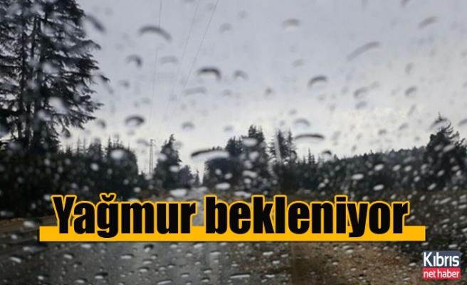 Bugün yağmur var!
