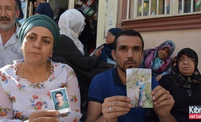 Diyarbakır annelerinin oturma eylemine katılım devam ediyor