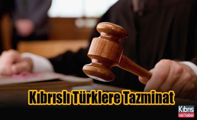 Kıbrıslı Türklere Tazminat
