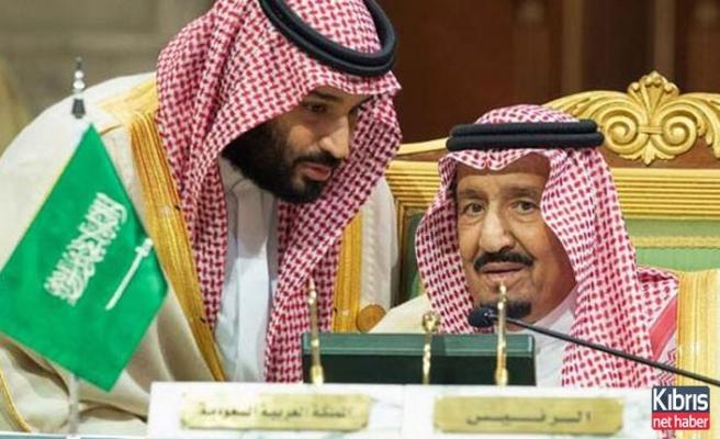 Suudi kralın kızına büyük şok