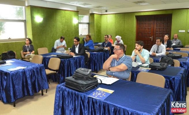 Uluslararası Endüstri Mühendisliği Konferansı DAÜ'de Başladı