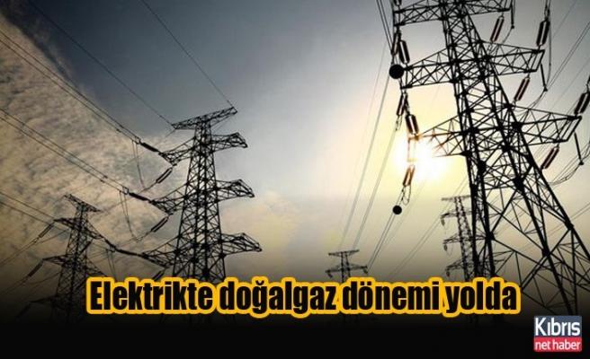 Elektrikte doğalgaz dönemi yolda