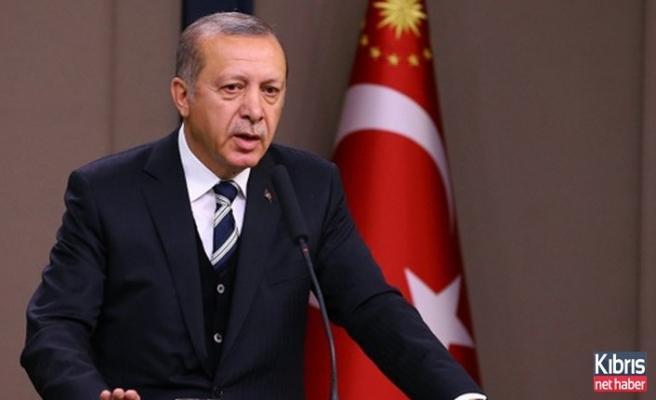 Erdoğan: Amacımız Terör koridorunu yok etmek