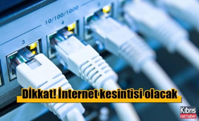 İnternet ve telefon hizmetlerinde kesinti yapılıyor