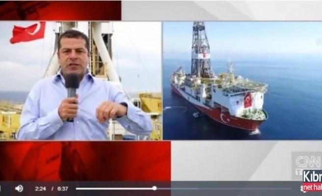 'Türkiye Doğu Akdeniz'deki varlığını TSK ile koruyor'