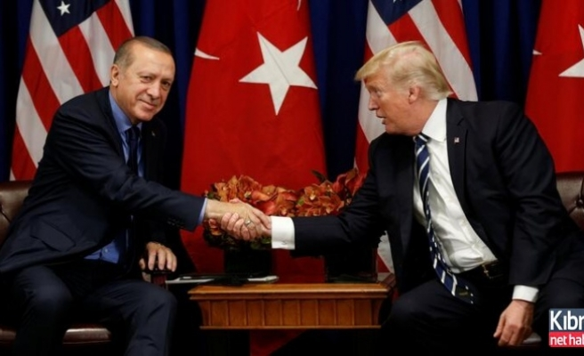 ABD'de Erdoğan- Trump görüşmesi sona erdi