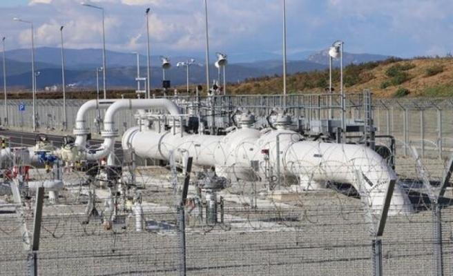 Azeri gazı Avrupa ile buluşuyor!