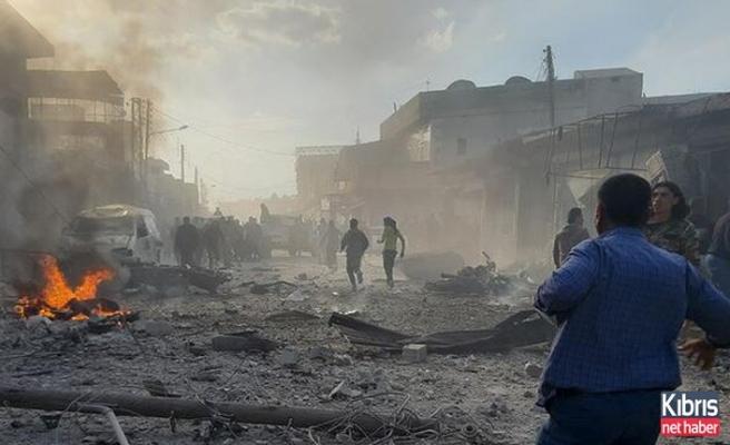Terör saldırısında 10 sivil hayatını kaybetti