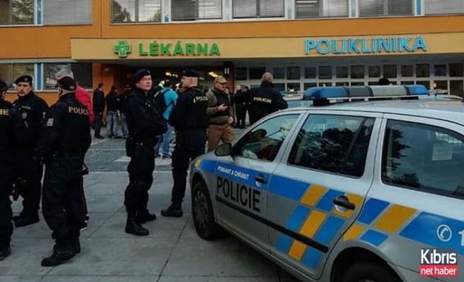 Çek Cumhuriyeti'nde silahlı saldırı