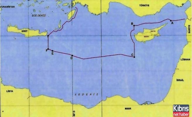 İşte Türkiye'nin Doğu Akdeniz'deki sınırları