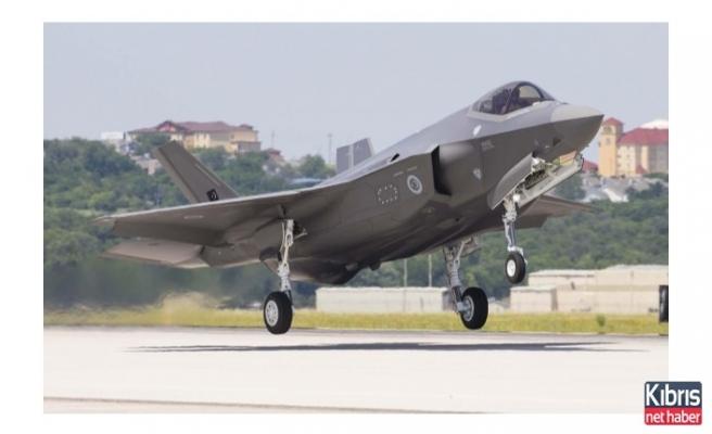 Türkiye'nin F-35 uçaklarını ABD Hava Kuvvetleri alıyor