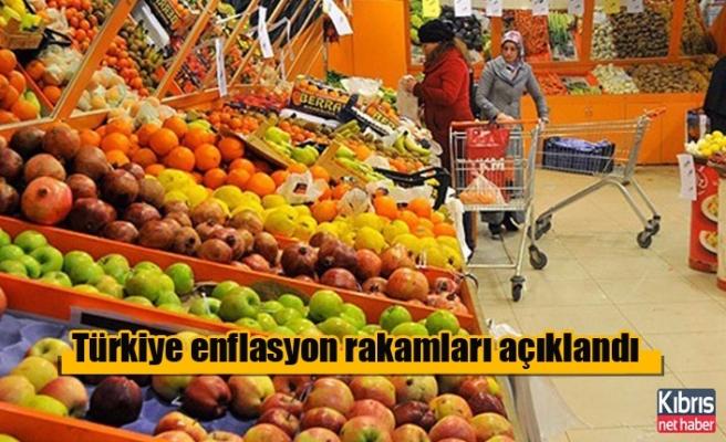 Türkiye'de Kasım ayı enflasyon rakamları açıklandı
