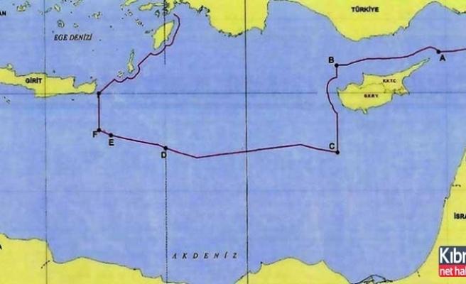 Yunan ve Rum yönetiminde Türkiye-Libya anlaşması gerginliği!