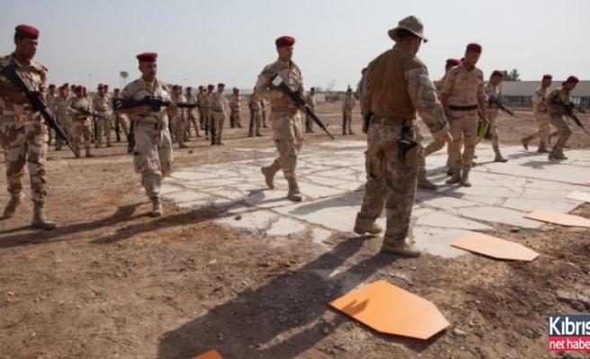 ABD Camp Taci Askeri Üssü'ne şiddetli roket saldırısı