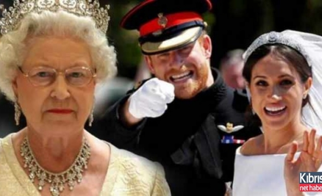 Ve Kraliyet 'Prens Harry ve Meghan Markle' için kararını açıkladı