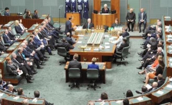 Avustralya Meclisinden Kıbrıs kararı